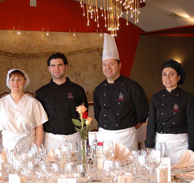 Chefs y Cocina